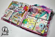 Vintage ArtJournal by Cinderella