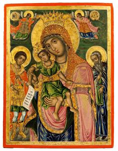 Богородица / Mother of God Raphael Angel, Archangel Raphael, Roman Mythology, Greek Mythology, Lady Madonna, Blessed Mother Mary, Albrecht Durer, Orthodox Icons, Angel Art