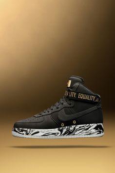 sports shoes bbaaa 2de1a Air Force 1 High, Nike Air Force, Black History Month, Shoe Box,