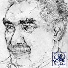 My #father #portrait #drawing #pencil #art #artwork#art_work #illustration