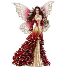 Find great selection of fairy figurines to select from Lena Liu, Jasmine Becket and many more at the Hamilton Collection. Shop now! Fashion Drawing Dresses, Fashion Illustration Dresses, Fashion Design Drawings, Fashion Sketches, Dress Sketches, Illustration Mode, Illustrations, Fairy Figurines, Christmas Fairy