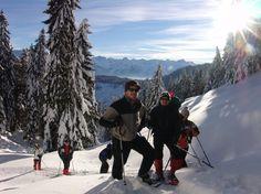 #Schneeschuhwandern in vielen verschiedenen Regionen Deutschlands findet ihr in unserem Schneeschuh Channel. Schaut doch einmal rein und entdeckt zum Beispiel das Allgäu, das Chiemgau, den Bayerischen Wald und viele weitere Gebiete auf Schneeschuhen.