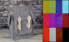 Christmas Sale Custom colors Vertical Laptop bag 13 by etoidesign Macbook Air 13 Inch, Macbook 15, Spring Sale, Handmade Felt, Christmas Sale, Laptop Bag, Satchel, Unique Jewelry, Leather