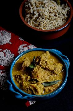 Chettinad Chicken Curry Image ~ ©Nessy Samuel #NessySamuelPhotography #FoodPhotography #FoodStyling #Photographer