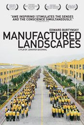 """Renowned artist Edward Burtynsky. Internationally acclaimed for his large-scale photographs of """"manufactured landscapes""""—quarries, recycling yards, factories, mines and dams—Burtynsky creates stunningly beautiful art from civilization's materials and debris. The film follows him through China, as he shoots the evidence and effects of that country's massive industrial revolution."""