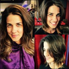 Corte de cabelo navalhado - #studipaolagavazzi
