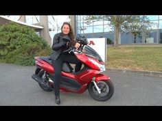 Essai Honda PCX 125 - YouTube