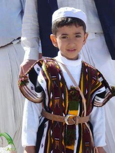 Beautiful Child from Wadi Mezab - Algeria