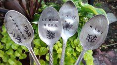 Cet été, je fais mes propres étiquettes de jardin !