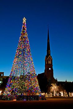 Celebrate Your Christmas in Charleston, SC