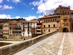 El puente de #Valderrobles (Valderoures) #travel #viaje #viatge #vouyage #reise #travelling #instatravel #Spain #España #Aragón #Teruel #Matarranya #nature #rural #PueblosConEncanta #Lovely #Nice #Pueblos #PueblosDeEspaña #Antique #LittleTown #Instatravel #Travelgram