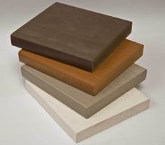 PVC Decking Materials: Harvest & Terra Collections, Manufacturer: Azek