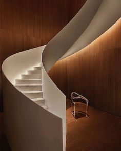 A Dazzling World of Exclusive Design at The Barcelona Edition Hotel Stairs Ideas Barcelona Dazzling Design Edition exclusive Hotel world Open Staircase, Staircase Design, Staircase Ideas, Spiral Staircases, Spiral Stairs Design, Luxury Staircase, Stair Design, Interior Stairs, Interior Architecture