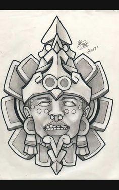 Aztec Symbols, Mayan Symbols, Viking Symbols, Egyptian Symbols, Viking Runes, Ancient Symbols, Mayan Tattoos, Mexican Art Tattoos, Indian Tattoos