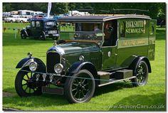 1924 Morris Van