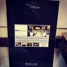 KTN Ballroom was featured in the Brides.com. Come check us out~! 511e094e8e