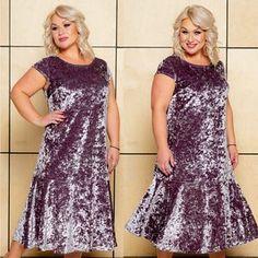 Выкройки красивых платьев для полных женщин » Женский Мир