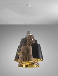 Pendant lamp MELTING POT Axo Light Line by AXO LIGHT design Sandro Santantonio