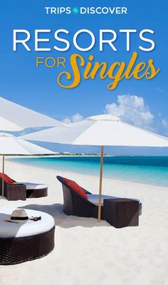 Top 15 Resorts for Singles