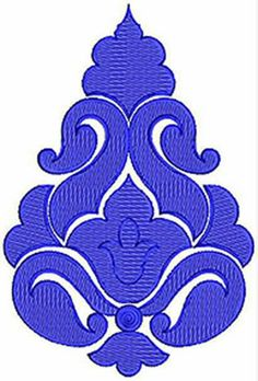 Cultural Patch Designs Of 2014 – Embdesigntube Border Embroidery Designs, Machine Embroidery Designs, Embroidery Patterns, Wood Carving Designs, Stencil Designs, Islamic Art Pattern, Pattern Art, Stencil Painting, Fabric Painting