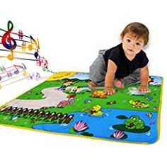 Kids Musical Playmat Effects Playmat. *** Read more reviews of the product by visiting the link on the image. We are a participant in the Amazon Services LLC Associates Program, an affiliate advertising program designed to provide a means for us to earn fees by linking to Amazon.com and affiliated sites.