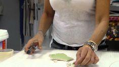 הכנת פסיפס - על משטח קשה - מאת גלית גלזר- אמנית פסיפס