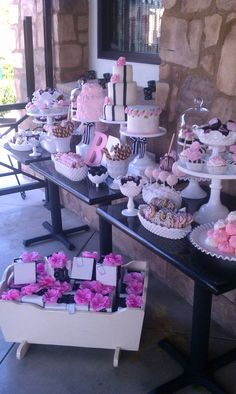 Baby Shower Dessert table....by Dnichys's