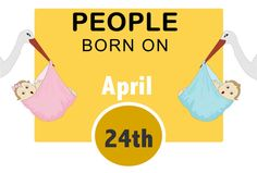 Numerological Personality Traits of People Born on April 24th