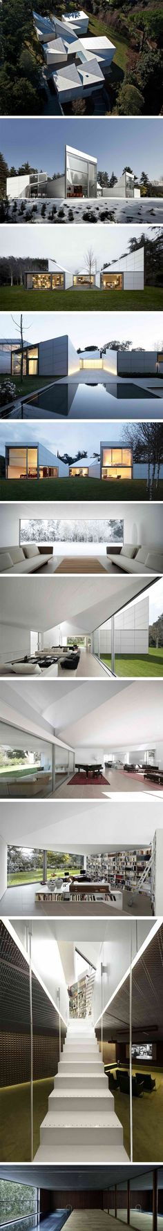 AA House by OAB, Barcelona, Spain