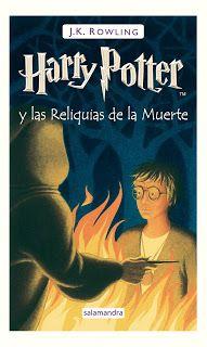 Cazadora De Libros y Magia: Harry Potter y Las Reliquias De La Muerte - Saga H...