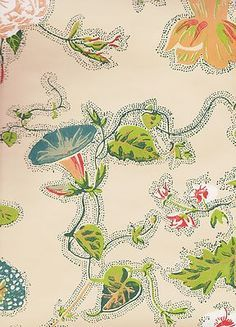 historic floral wallpaper - Google Search