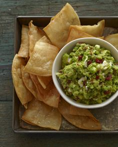 Watch as I bring Gaby Dalkin into my kitchen to make her amazingly delicious Goat Cheese Guacamole! Great for a party or any time of year!