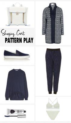 Pattern Play Shopping Cart, 3.1 Phillip Lim, Étoile Isabel Marant, Tod's, Topshop, Stella McCartney, Base Range, Eyeko