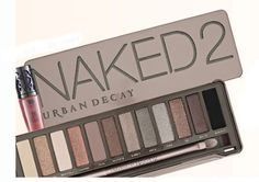 love Urban Decay Naked 2