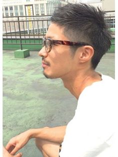 「30代 髪型 メンズ ダンディ」の画像検索結果
