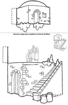 Kindergarten Sunday School, Sunday School Activities, Sunday School Crafts, Bible Activities For Kids, Bible Crafts For Kids, Bible Lessons For Kids, Bible Story Crafts, Bible Stories, Sunday School Coloring Pages