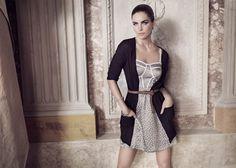 Blanco - Hunter & Gatti - Hilary Rhoda - 2010FW - ad  campaign -  fashion ads