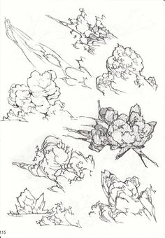 Free for personal use Explosion Drawing of your choice Animation Reference, Drawing Reference Poses, Drawing Poses, Drawing Tips, Anatomy Drawing, Manga Drawing, Explosion Drawing, Art Sketches, Art Drawings