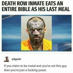 If I'm a poser for not eating the book of God, then I am a poser - Memes Funny Headlines, Funny Tweets, Cool Tumblr, Tumblr Funny, Best Memes, Dankest Memes, Funniest Memes, Stupid Funny, Hilarious