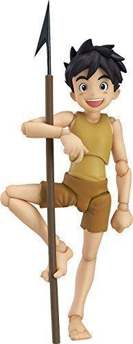 figma Future Boy Conan Conan non-scale ABS & amp; PVC painted action figure H