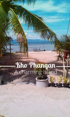 Kho Phangan in Thailand