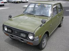 Daihatsu, Japanese Cars, Auction, Passion, Vehicles, Car, Vehicle, Tools