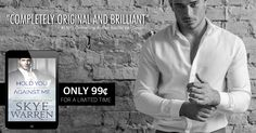 ORIGINAL & BRILLIANT  ONLY 99c! Hold You Against Me by Skye Warren is ON SALE!  Amazon US:http://amzn.to/2mOdq2R iBooks:http://ift.tt/2m3Wg2W Nook:http://ift.tt/2m4t2AT Kobo:http://ift.tt/2m4bLHZ Google Play:http://ift.tt/2m4bKUr  Blurb:  Once upon a time