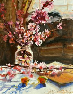 CHERRY BLOSSOMS by Cecilia Rosslee