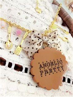 Angelic Pretty #lolitafashion