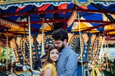 Our fun MN State Fair Engagement Photos thanks to the fabulous Jessica Holleque: http://www.lightandlovestories.com/  #statefair #engagement #engaged