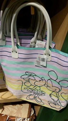 :).  Cute summer tote