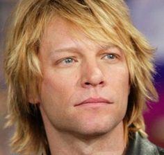 Jon Bon Jovi - going to see him April 28. I can't wait.