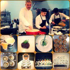 Chef Pietro Leemann. Talk and Cooking Show presso Inkitchen Loft, Milano.