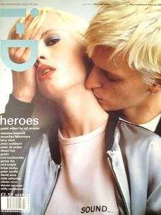 heroes: guest curated by raf simons • i-D magazine £14.95 BIN